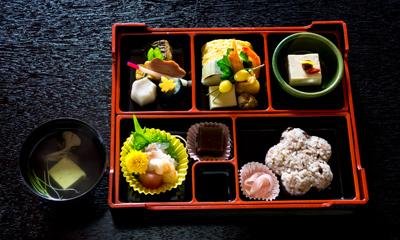 ¥2,000 lunch box